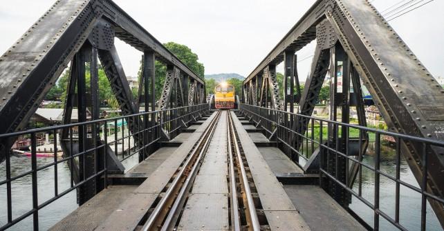 งานสะพานข้ามแม่น้ำแควและงานกาชาดจังหวัดกาญจนบุรี ปี 2561